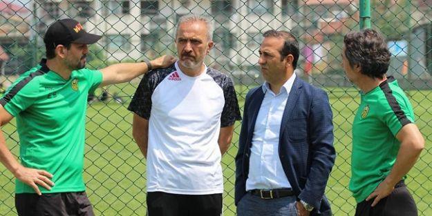Yeni Malatyaspor'da hedef nokta transfer yapmak