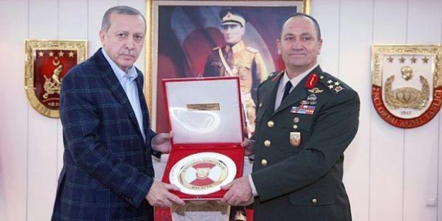 2. Ordu Komutanı Temel Orgeneral Oldu