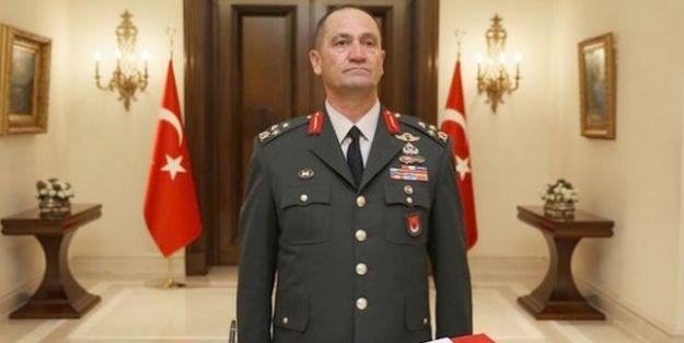 2. Ordu Komutanlığına Temel Yeniden Atandı