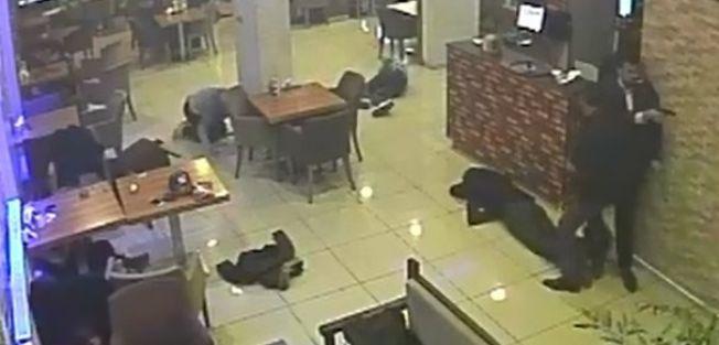 4 kişinin öldürüldüğü kafe cinayetlerinde karar çıktı