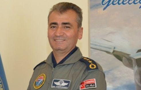 7. Ana Jet Üs Komutanı da terfi etti