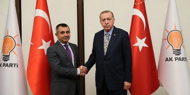 AK Parti İl Yönetiminden toplu istifa