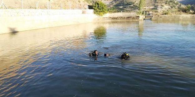 DSİ Su Dinlendirme Göletinde 1 kişi boğuldu