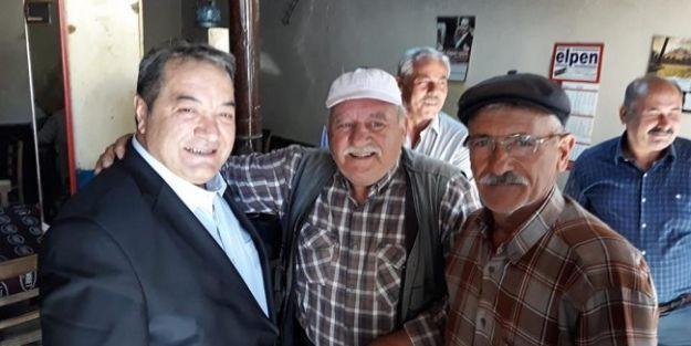 Fendoğlu'nden Kapıdere'ye ziyaret