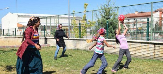 Geleneksel Sokak Oyunları programı sona erdi