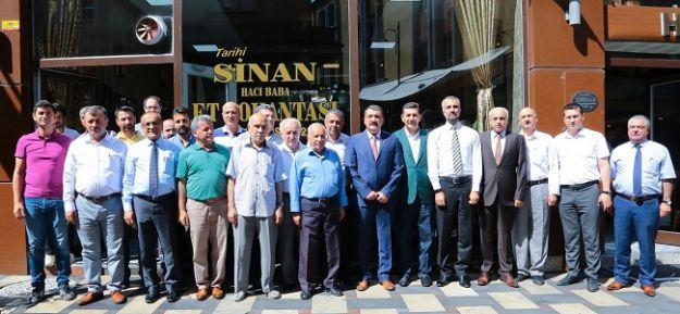 Gürkan: 'Malatya'ya vizyon katacak projeleri hayata geçirdik'