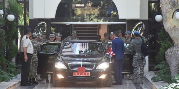 Kara Kuvvetleri Komutanı Malatya'ya Geldi