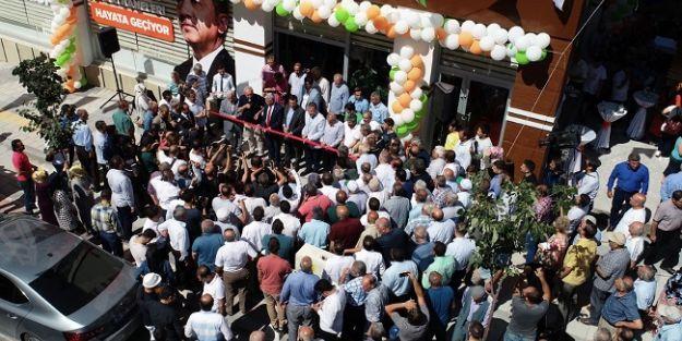 Malatya'da İlk 'Millet Kıraathanesi' hizmete açıldı
