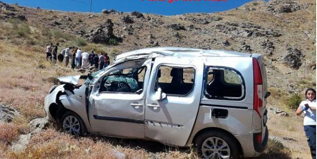 Polis Memuru Trafik Kazasında Öldü