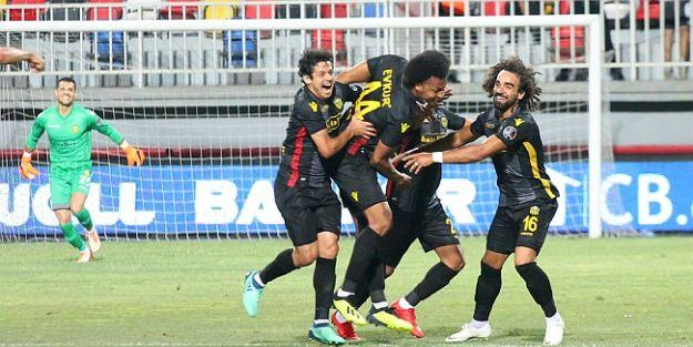 Yeni Malatyaspor, İzmir'de 'VAR': 1-3