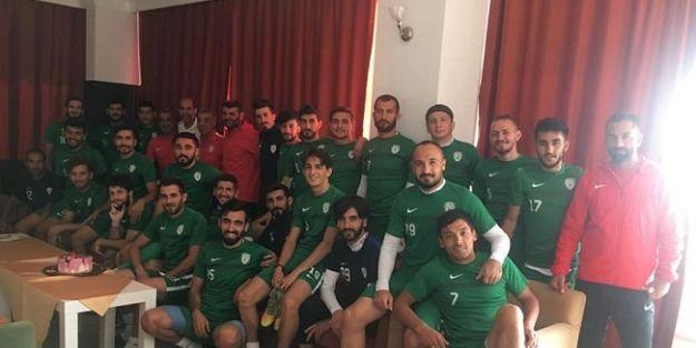 Yeşilyurt Belediyespor, Ağrı 1970'e 2-0 yenildi