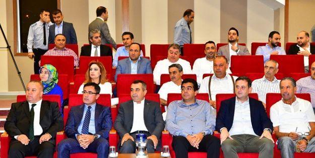 AK Parti il yönetiminden MASKİye ziyaret