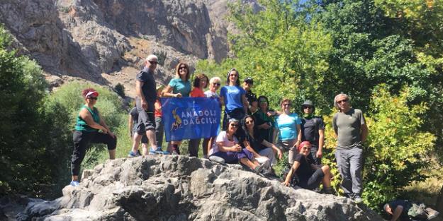 Anadolu Dağcılık ve Doğa Sporları Derneği Malatya'da temaslarda bulundu