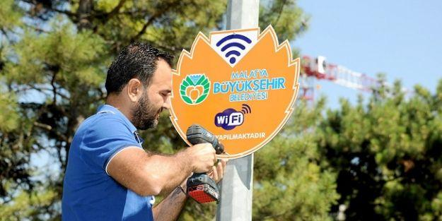 Belediyenin Wİ-Fİ altyapısı yenileniyor