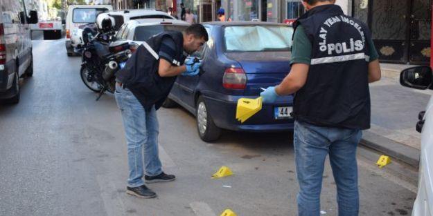 Bir İşyerine Silahlı Saldırıda Bulunuldu
