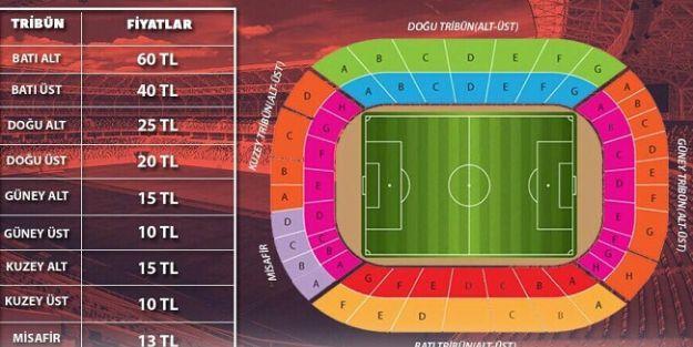 Çaykur Rizespor maçının biletleri satışa sunuldu