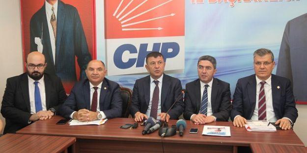 CHP Ekonomi Heyeti Malatya#039;da temaslarda bulundu