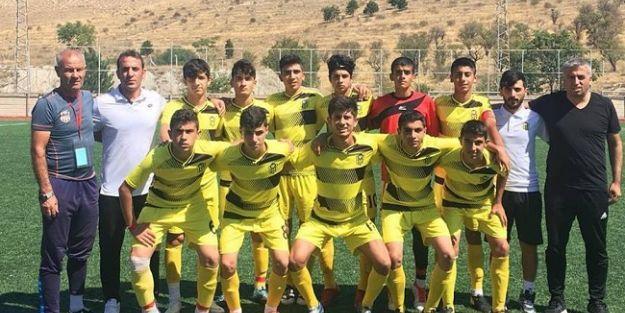 Elit U15 Ligi'nde EYMS, Elazığ'ı yendi