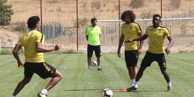 EYMS, Çaykur Rizespor maçına 3 puan parolasıyla hazırlanıyor