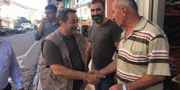 Fendoğlu, Arapgir ve Arguvan ilçelerini ziyaret etti