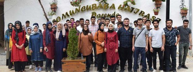 Gençlik Meclisi üyeleri Darende'de buluştu