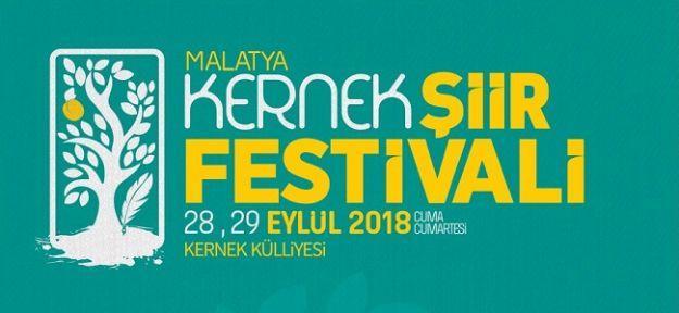 Kernek Şiir Festivali yapılacak