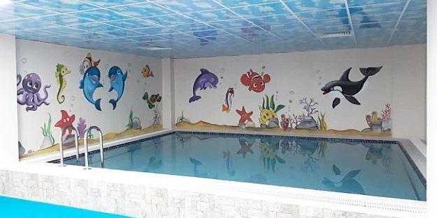Küçük Kız Kreşin Havuzunda Ölü Bulundu