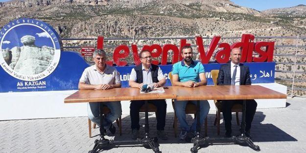 Levent Vadisi II. Uluslararası Doğa Sporları Festivali düzenlenecek