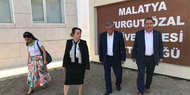 Rektör Prof. Dr. Karabulut: 'İlçeler mutluysa kent merkezi de mutlu olur'