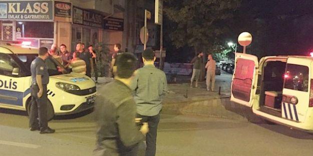 Silahlı Kavgaya Polis Müdahalesi