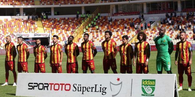 Evkur Yeni Malatyaspor, sahasında 7 puan topladı