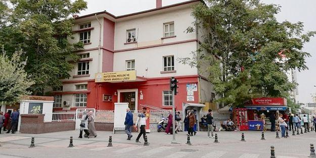 'Kız Sanat Enstitüsü' Binasına Tescil