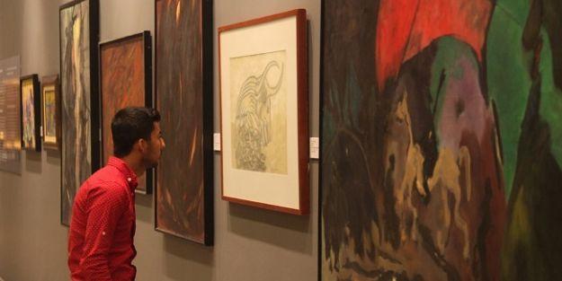 'Malatya Moderne Doğru İlk Adım' Sergisi açıldı