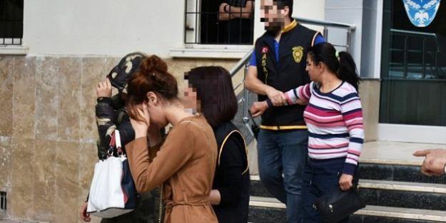 Polisten Fuhuş Operasyonu: 6 Gözaltı