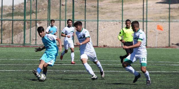 U19 1.Ligi'nde 7.hafta heyecanı yaşandı