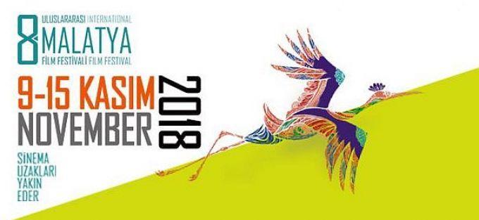 8. Malatya Uluslararası Film Festivali bugün başlıyor