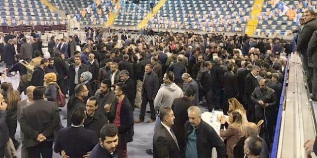 AK Parti Temayül Yoklaması Yaptı