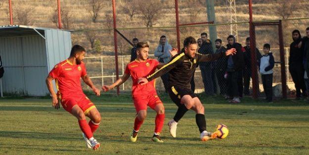 EYMS, provada U21 takımını 5-1 yendi