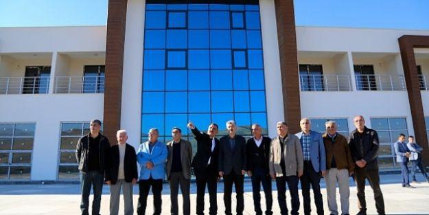 """Gürkan: 'Güzel Bir Şifa Merkezi Olacak"""""""