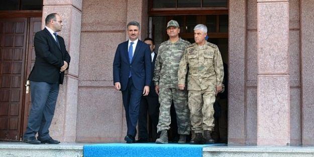 Jandarma Genel Komutanı Malatya'da