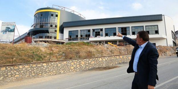 """'Türkiye'deki sayılı merkezler arasında yer alıyor"""""""