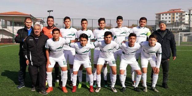 U19 1.Ligi'nde zirve Yeşilyurt ve Orduzu'nun
