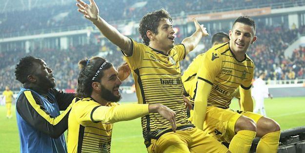 Yeni Malatyaspor, Kasırga Oldu Trabzon'a Esti:5-0