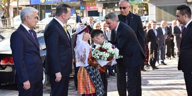 """Yeni Vali Baruş: 'Bu Görevin Asıl Sahibi Malatya Halkı"""""""