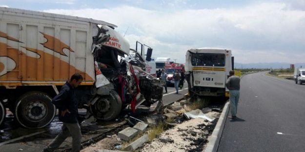 Yolların ve alt yapının iyileştiği yıllarda kaza artışı var