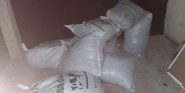 500 kilogram kayısı çekirdeği çalan hırsızlar yakalandı