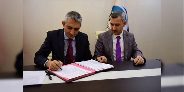 Adrenalin Parkı' için FKA ile destek anlaşması imzalandı