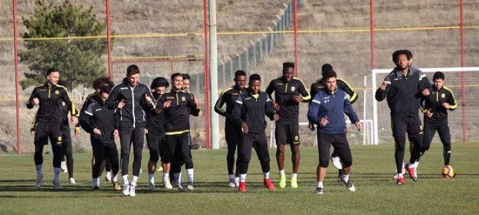 Antalyaspor maçı hazırlıklarını sürdürüyor