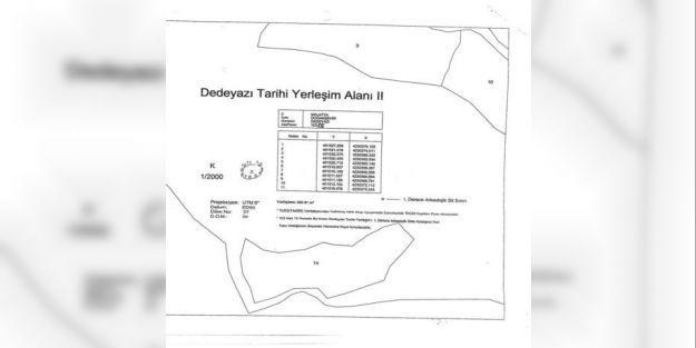 Arkeolojik SİT alanına maden yasağı