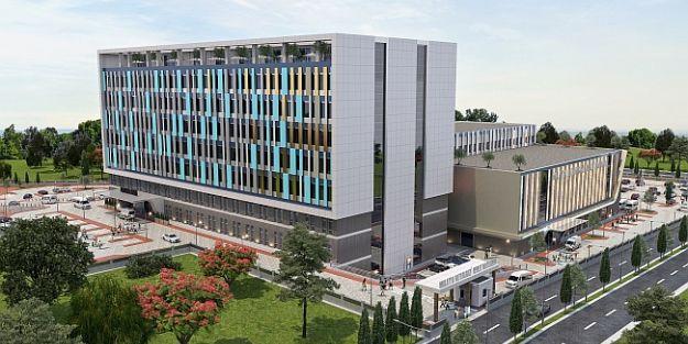 Battalgazi Devlet Hastanesi'nin 3. İhalesi İlana Çıktı